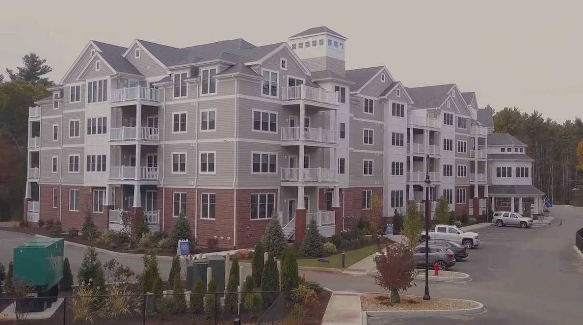 Exterior Photograph of Water Pointe